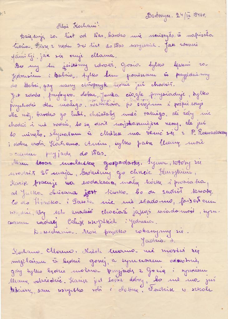 List do matki (1)